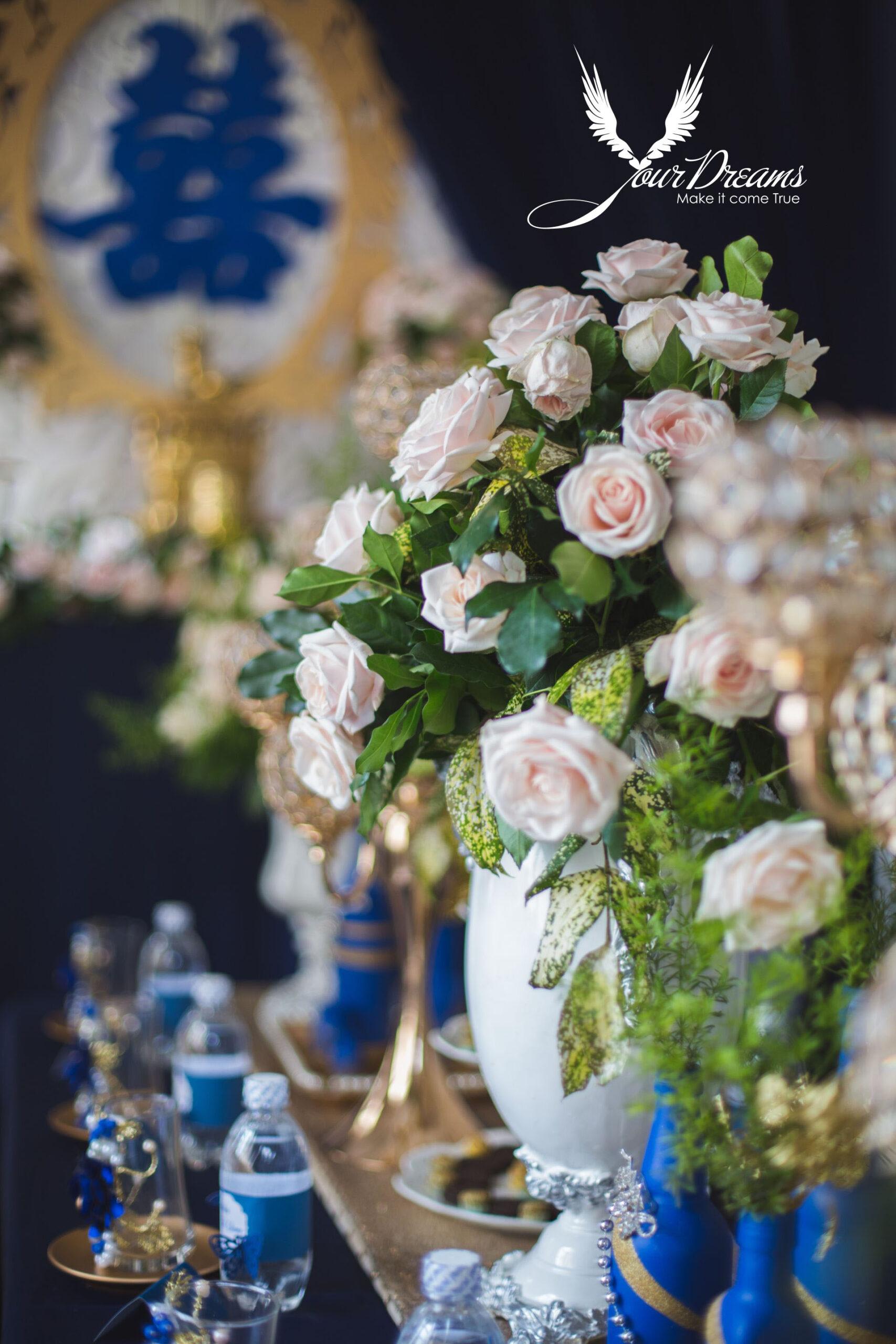 Trang trí nhà đám cưới – Trang trí Gia Tiên
