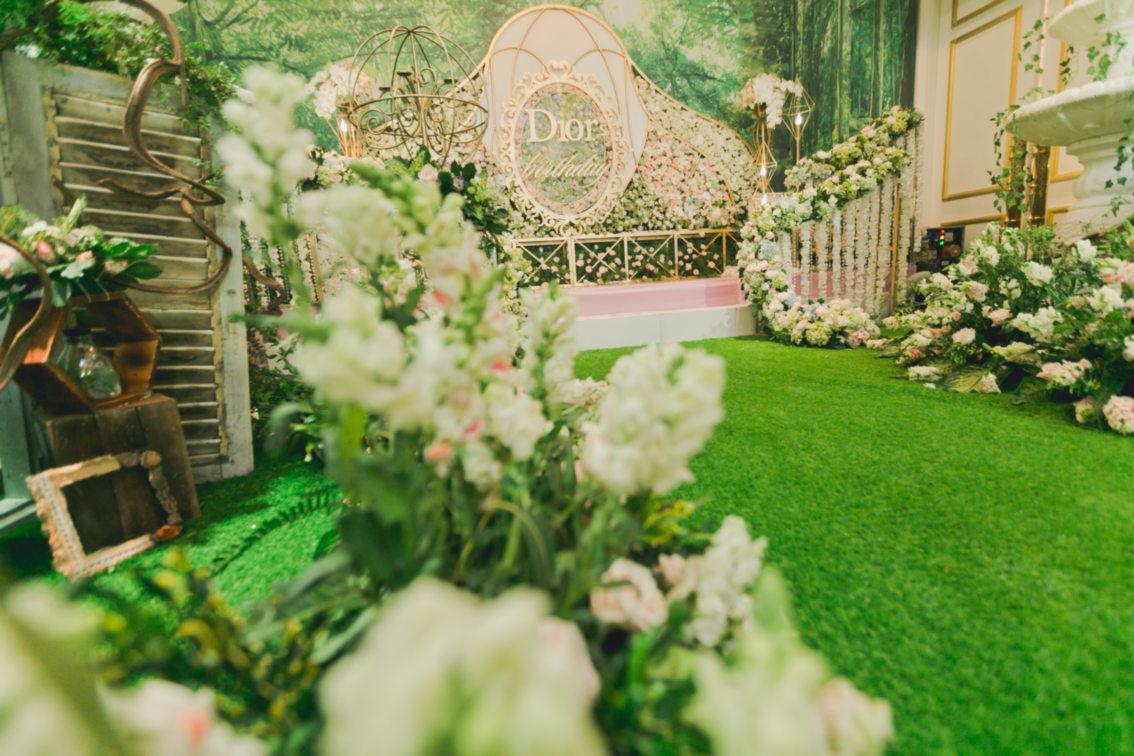 Sinh nhật Dior